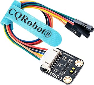 CQRobot VL53L1X Time-of-Flight (ToF) Long Distance Sensor Compatible with Raspberry Pi/Arduino/STM32 Motherboard.