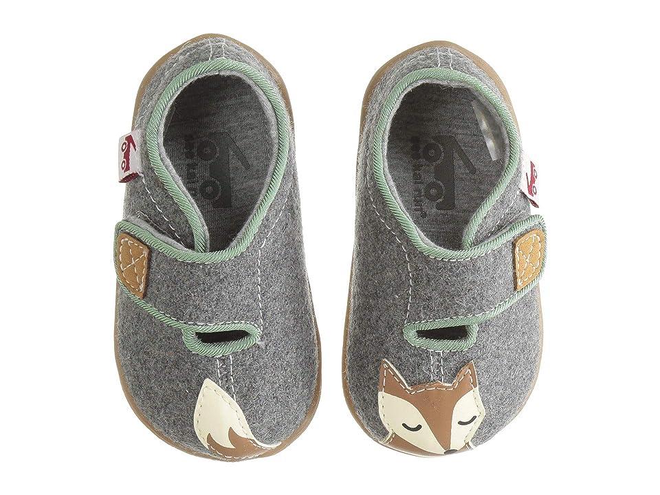 See Kai Run Kids Cruz II (Toddler/Little Kid) (Gray Fox) Boy