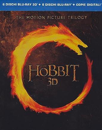 hobbit, the - trilogy 3d [Italia] [Blu-ray]