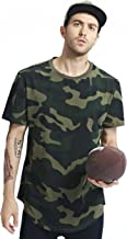 mens oversized camo t shirt