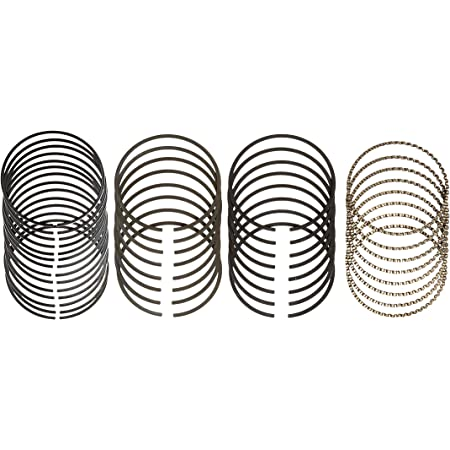 Hastings 5630S020 Single Cylinder Piston Ring Set