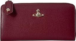 Victoria Zip Wallet