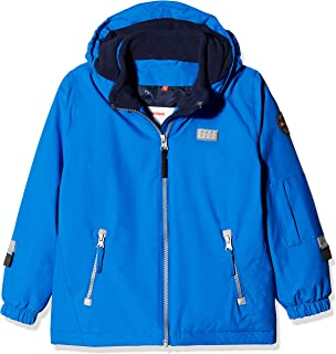 Lego Wear Kids & Baby Tec Waterproof & Windproof Snow/Ski Jacket with Chin Guard Protector and Reflective Detail