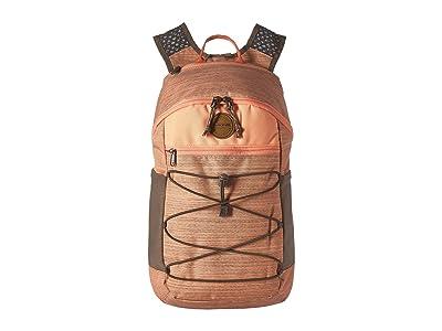 Dakine Wonder Sport Backpack 18L (Coral Reef) Backpack Bags