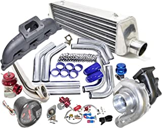 T3/T4 Turbo Kits for 90-96 Accord F22F23/92-96 Prelude F22/H23