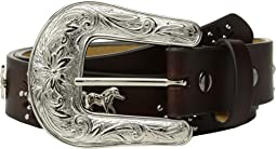 Ariat Horse and Horseshoe Belt (Little Kids/Big Kids)
