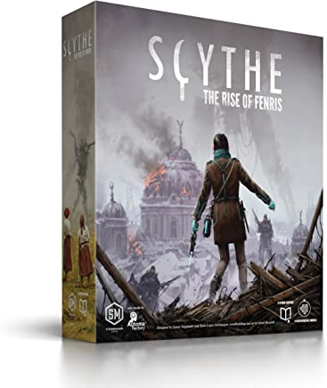 Stonemaier Games Scythe Rise of Fenris Board Game