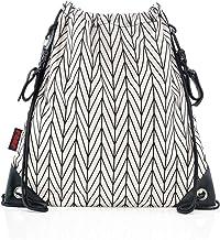 Reer Kinderwagen-Einkaufstasche Clip&Go Bag, stylischer großer Turnbeutel, wasserabweisend, Kinderwagen-Befestigung, mehrfarbig