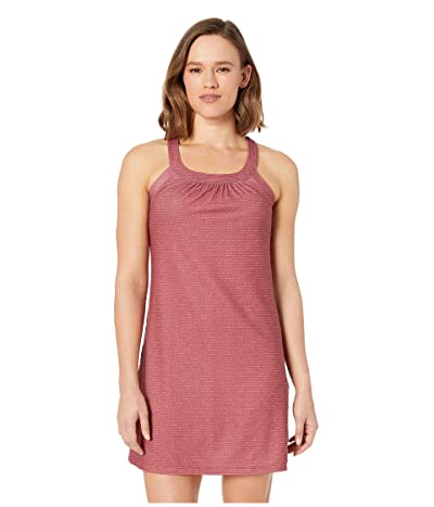 Prana Cantine Dress (Rusted Roof Sea Spray) Women