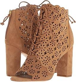 Ashlee Peep-Toe Bootie