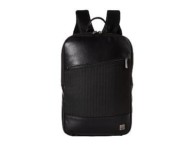 KNOMO London Holborn Southampton Backpack (Black) Backpack Bags