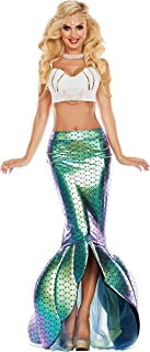 Party King Women's Under The Sea Mermaid Costume