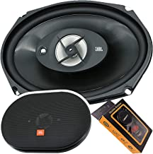 $49 » JBL Stage 9603H 6x9 300W Coaxial Car Audio Loudspeaker with Power Handling - 70W RMS, 300W Peak/Frequency Response: 45Hz –...