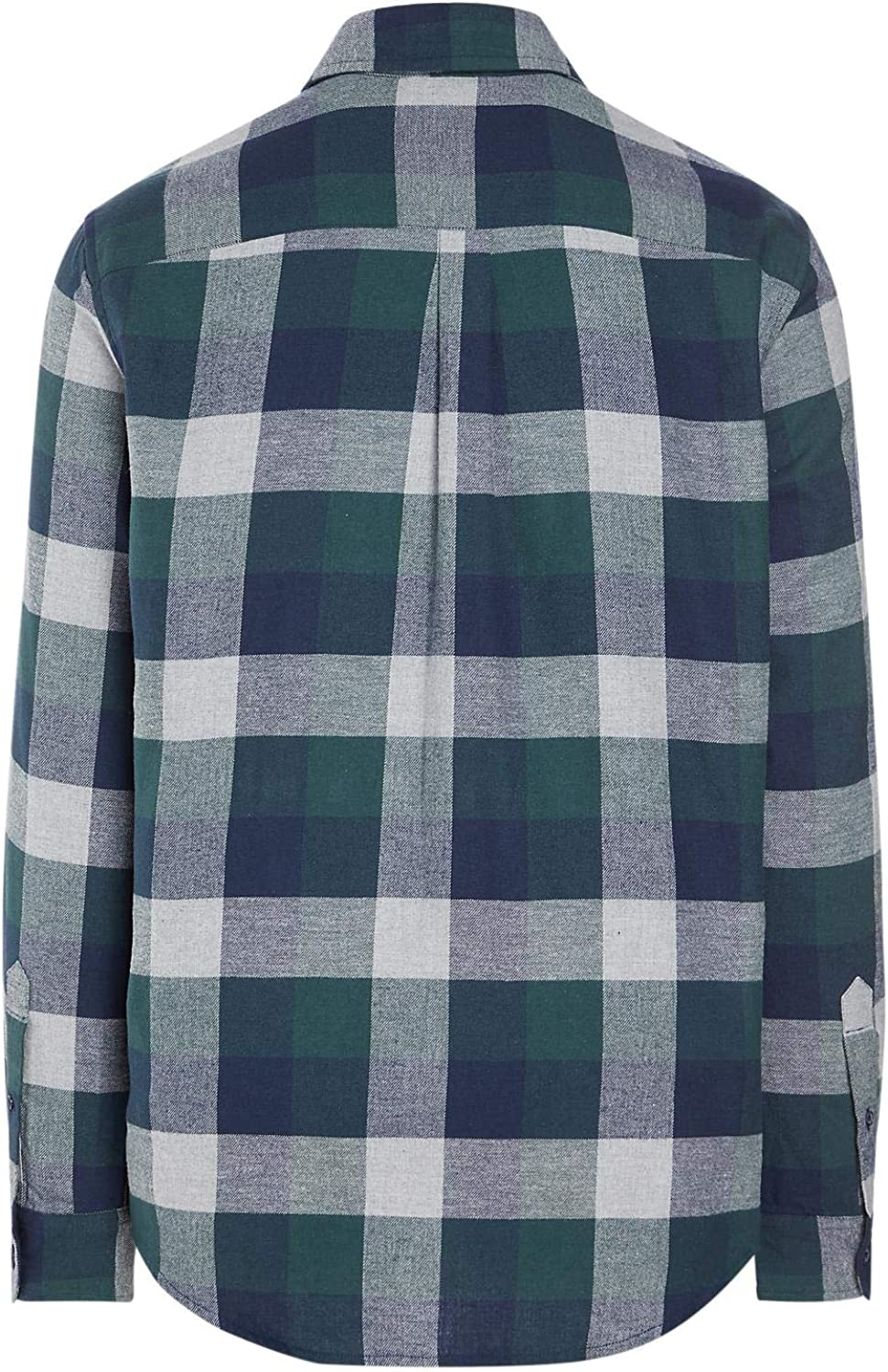 Chaps Men's Classic Our shop OFFers the best service Fit Long Shirt Performance Sleeve Flannel List price