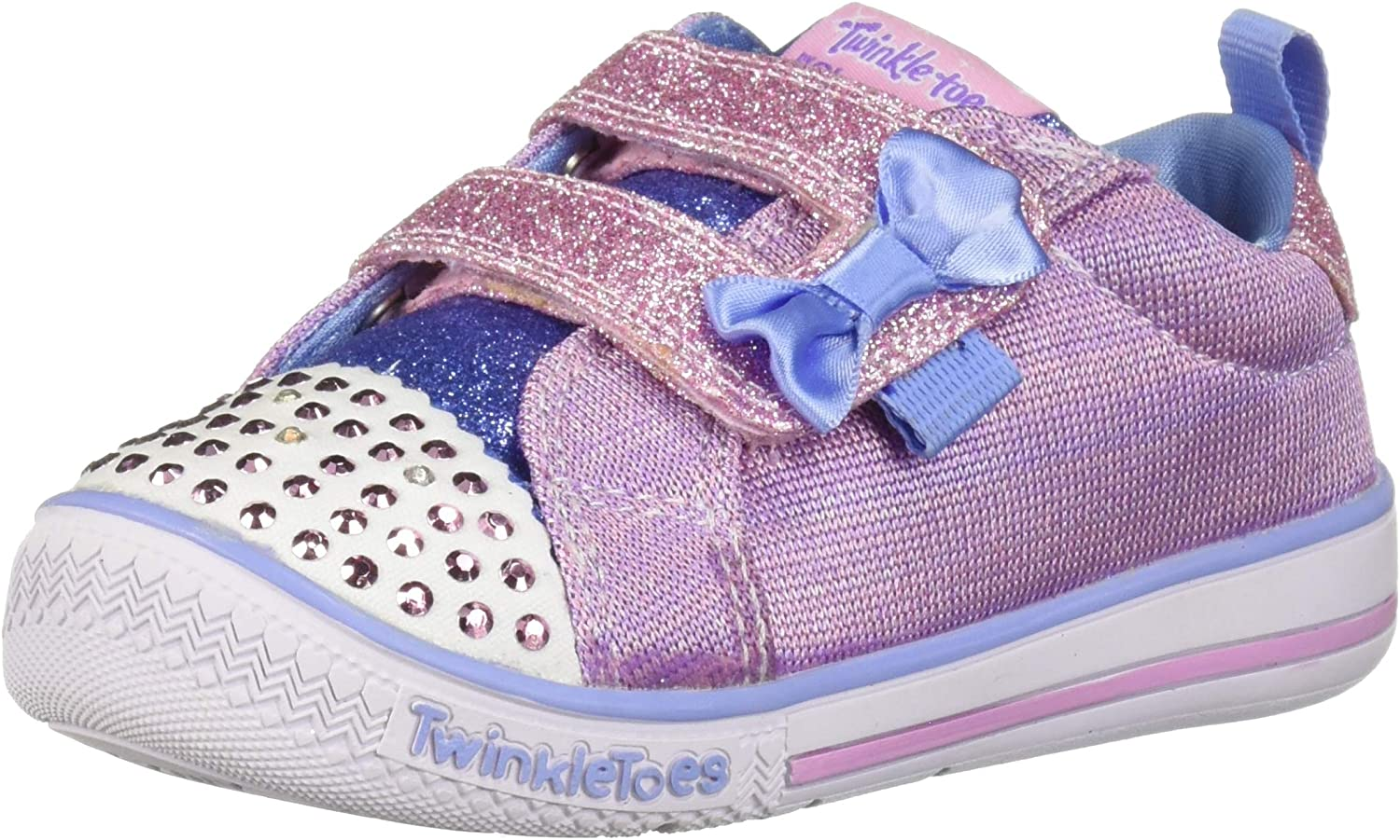 Discount mail order Skechers Gorgeous Unisex-Child Twinkle Sprinter Play-Sparkle Sneaker