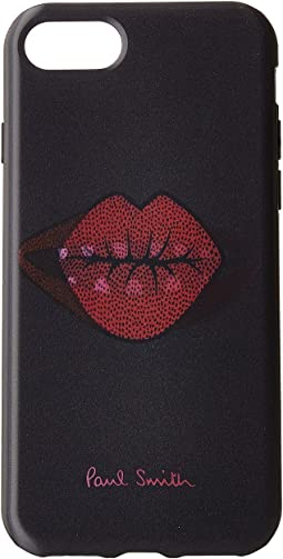 Paul Smith - Orange Lips iPhone 7/iPhone 8 Case