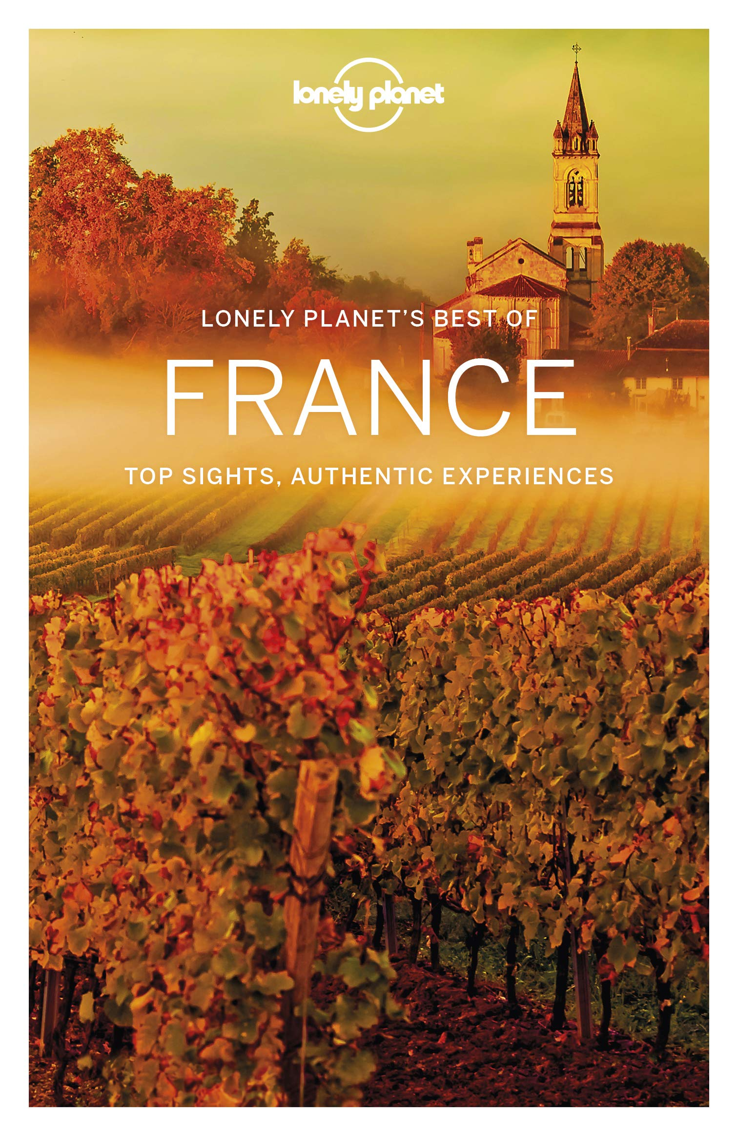 Image OfLonely Planet Best Of France (Travel Guide) (English Edition)