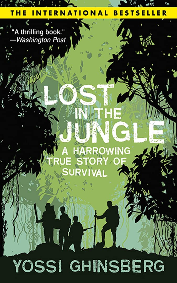 ライブ近々回復するLost in the Jungle