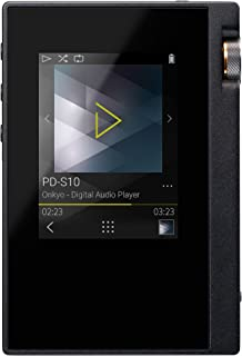 Onkyo Digital Audio Player, Black PD-S10(B)