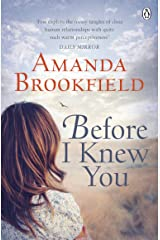 Before I Knew You Kindle Edition