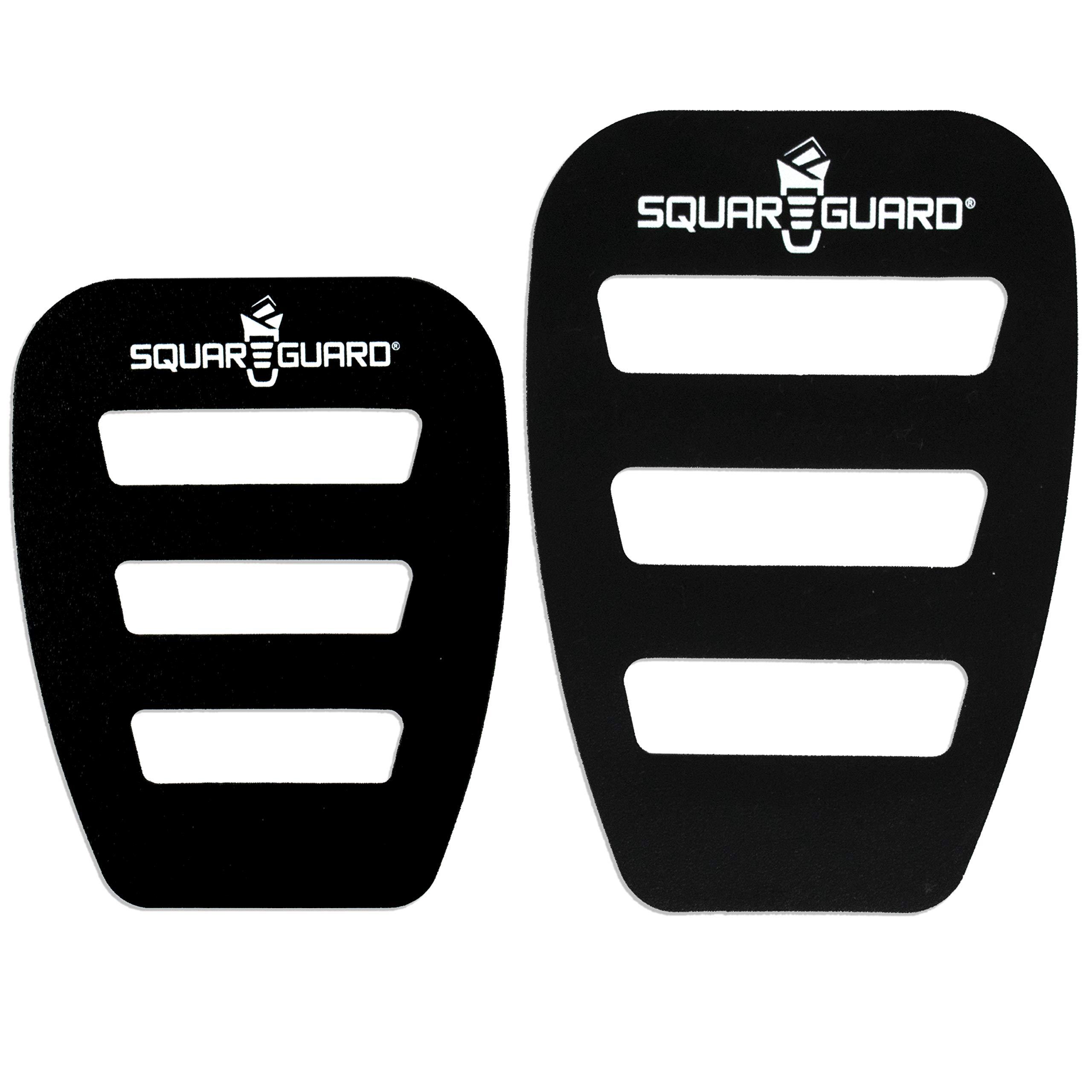 SquareGuard Pocket Square Holder Variety