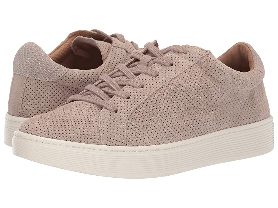 Sofft Somers Tie (Moonstone Grey Glitter Cow Suede) Women