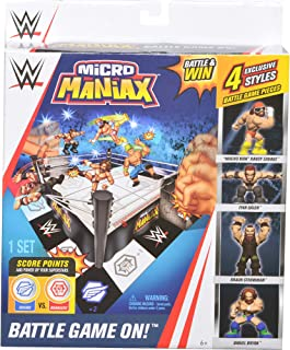 wwe battle pack toys