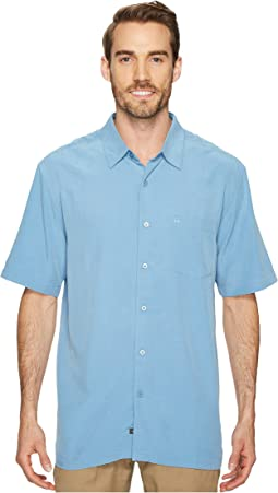 Quiksilver Waterman - Clear Days 4 Short Sleeve Shirt