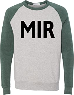 e93eff77 Allntrends Adult Champ Colorblocked Sweatshirt Mir Android 17 Anime Fans  Gift
