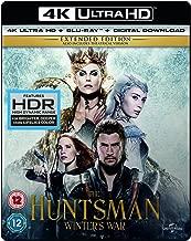 The Huntsman: Winter's War [4K UHD Blu-ray + Blu-ray + Digital Download]