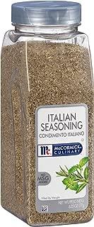 McCormick Culinary Italian Seasoning, 6.25 oz