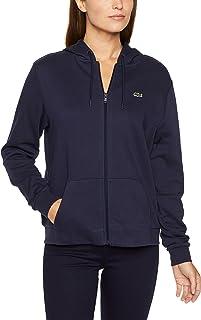 Lacoste Women's Full Zip Hoodie