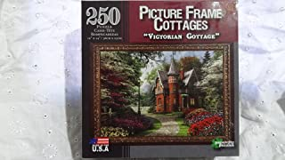 Picture Frame Cottages Victorian Cottage 250 pc 10x14