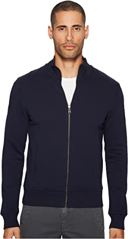Staplefield Fleece Zip-Up Sweatshirt