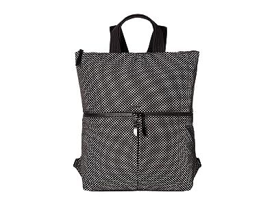 KNOMO London Dalston Reykjavik Totepack (Black Reflective) Tote Handbags