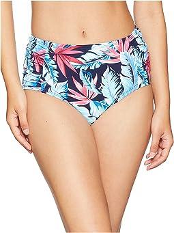 Palms Paradise High-Waist Pant