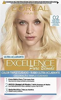 Amazon.es: tinte rubio platino ceniza - Coloración permanente ...