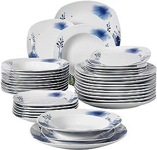 Zellerfeld Service de Table en Porcelaine 28 pi/èces DS 19A200