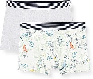 Bambino Petit Bateau Pantaloncini Pacco da 2