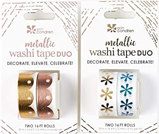 Best rose gold washi tape Reviews