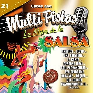 Canta Con Multi Pistas Lo Mejor de la Salsa