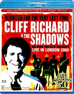 Cliff Richard and the Shadows: Live in London 2009 [Blu-ray]
