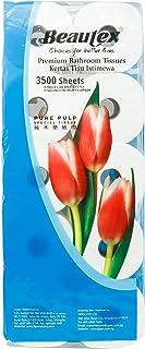 Beautex Premium Bathroom Tissue, 2 PLY, 350ct (Pack of 10)
