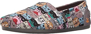 BOBS from Women's Bobs Plush - Dream Doodle Ballet Flat