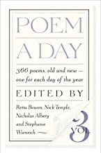 Poem a Day: Vol. 3: 366 poems, old and new...one for each day of the year