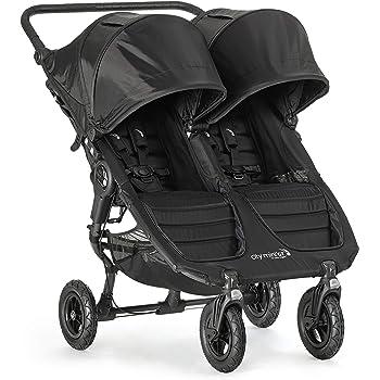 Baby Jogger City Mini GT2 Double Stroller, Black