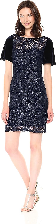 T Tahari Womens Riley Dress Dress