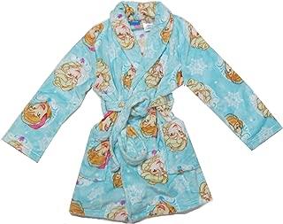 Girls Disney Frozen Plush Robe Size 4/5