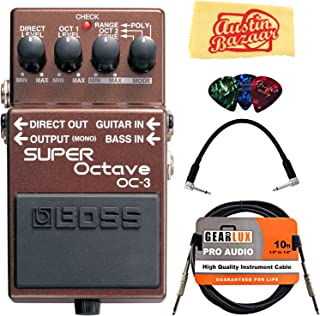 Best boss super octave oc3 Reviews