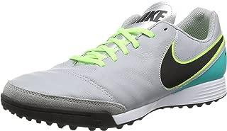 Tiempox Genio II Leather TF Men's Turf Soccer Shoes